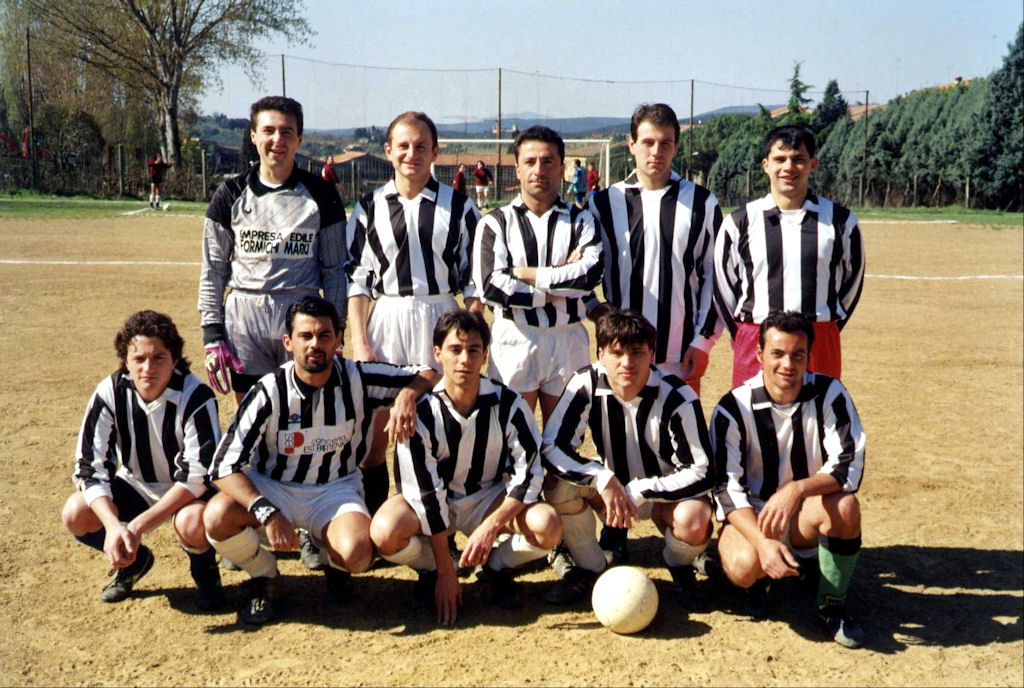 Torneo interno, 1995